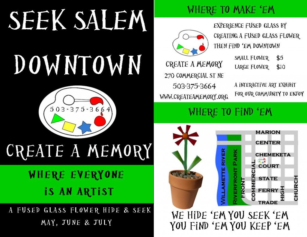 Seek Salem Flyer 2015