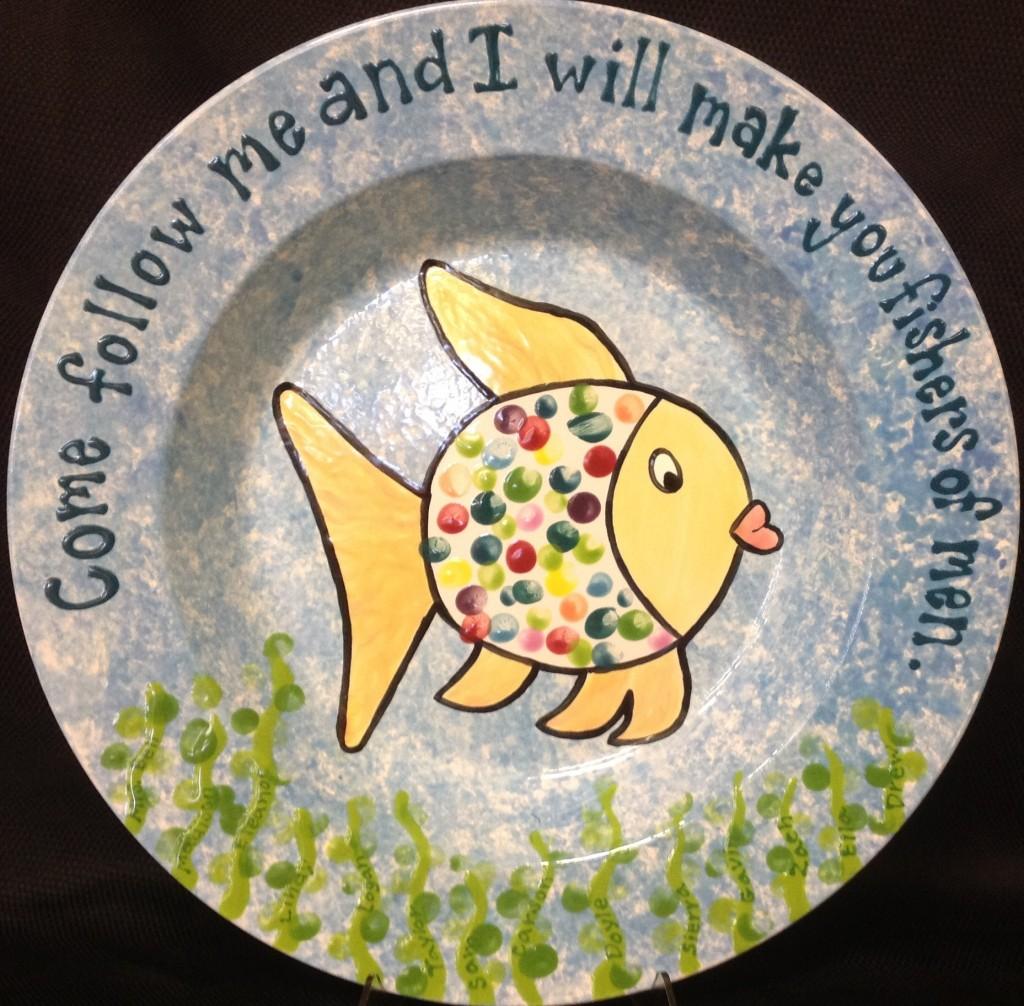 fish 1 AP